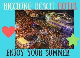 Offerta Molo Street Parade Rimini 2019 | Hotel sul mare