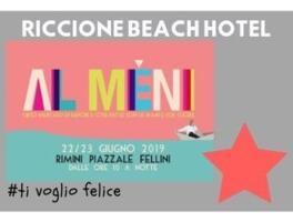 Offerta Al Meni 2019 Rimini Piazzale Fellini