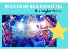 Offerta Weekend Villa delle Rose Riccione   21-22 Giugno 2019