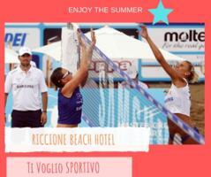 Lega Volley Summer Tour Riccione 2019 | 13 - 14 Luglio | Offerta Riccione Beach Hotel
