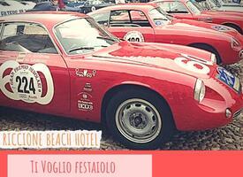 Offerta Gran Premio Nuvolari Rimini 2019 - Riccione Beach Hotel