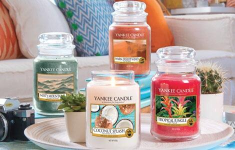 Nuove Fragranze Yankee Candle 2018