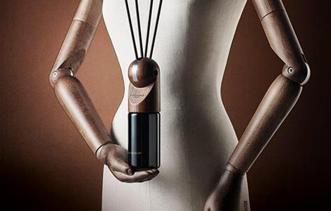 Mannequin, l'arte della profumazione incontra la moda.