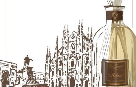Novità Fragranza da Collezione Dr. Vranjes: Milano