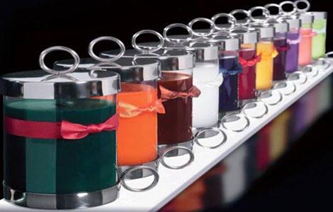 Rigaud: le prime candele profumate al mondo.