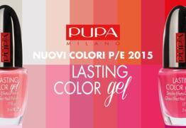 Pupa 16 Nuovi colori chic & trendy per l'estate 2015