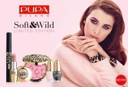 Soft&Wild Limited Edition - La collezione Autunno Inverno firmata PUPA Milano