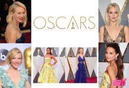 I migliori Make-up look della notte degli Oscar
