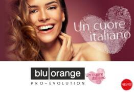 Blu Orange, prodotti per capelli Made in Italy
