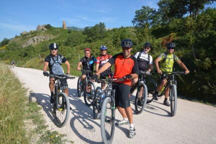 Scopri la Romagna in bici