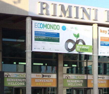 Fiera Ecomondo a Rimini