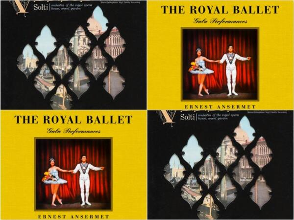 VENICE & THE ROYAL BALLET  disponibili su LP in vinile!
