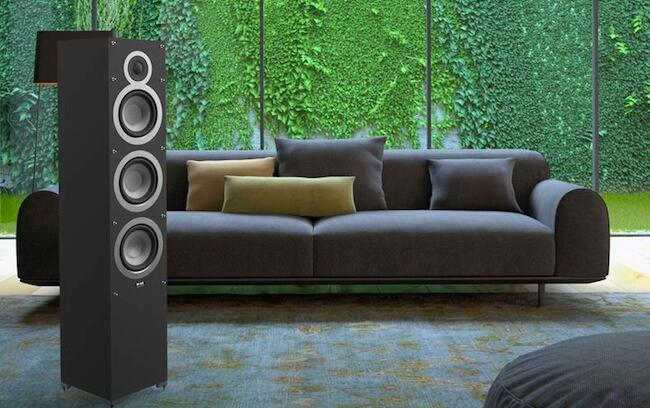 ELAC - Diffusori Acustici Serie DEBUT by Andrew Jones