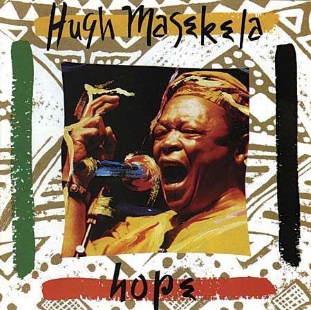 Hugh Masekela - HOPE - Disponibile dal 15 Febbraio la nuova versione su 2 LP 33 giri 200 gr.