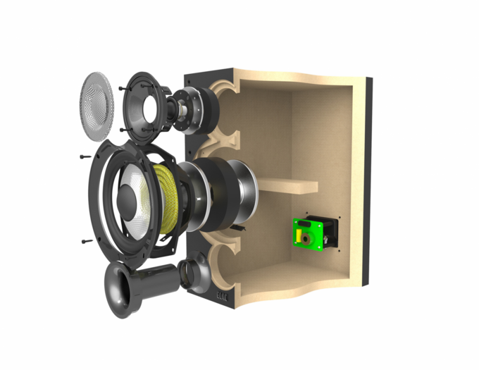 Sono disponibili i diffusori acustici ELAC della NUOVA serie DEBUT 2.0