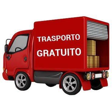 Trasporto gratuito - Nuove soglie di attivazione
