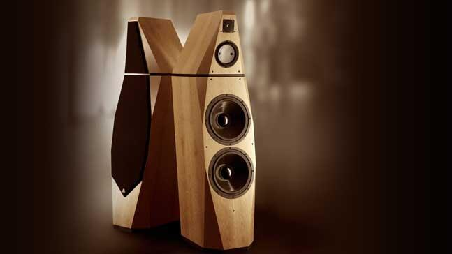 Avalon ISIS - Speakers system