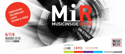 MIR MUSIC INSIDE RIMINI 2018