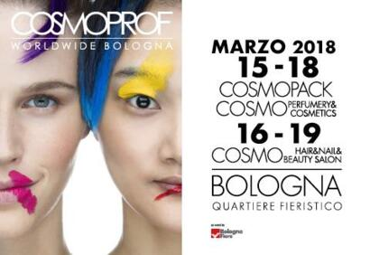 SPECIALE COSMOPROF WORLDWIDE BOLOGNA