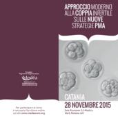 28.11.2015 APPROCCIO MODERNO ALLA COPPIA INFERTILE SULLE NUOVE STRATEGIE PMA