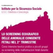 04-05.04.2014 SCREENING ECOGRAFICO DELLE ANOMALIE CONGENITE NEL II TRIMESTRE DI GRAVIDANZA