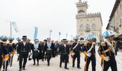 CERIMONIA DI INVESTITURA DEI CAPITANI REGGENTI - 01 OTTOBRE 2018
