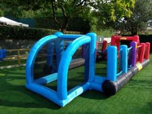 Nuovo Playground Gonfiabili
