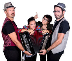 Viva Pinocchio - favola musicale
