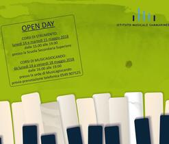 Open day Istituto Musicale