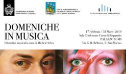 Domeniche in musica, (S)confini musicali a cura di Michele Selva