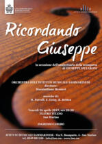 Ricordando Giuseppe, concerto in ricordo di Giuseppe Mularoni