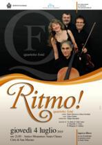 Ritmo! - Concerto del Quartetto Fonè