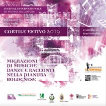 Orchestra giovanile dell'IMS in concerto al Festival di Bentivoglio (BO)