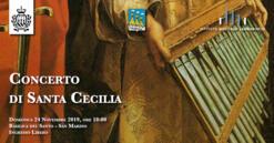 Concerto di Santa Cecilia 2019