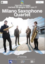 Concerto del Milano Saxophone Quartet