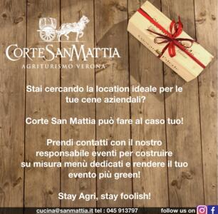 CENE AZIENDALI @ CORTE SAN MATTIA