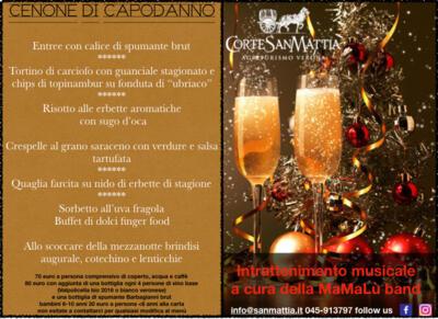 Capodanno @ Corte San Mattia