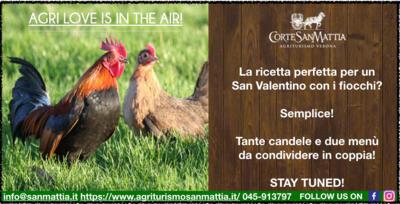 San Valentino @ Corte San Mattia