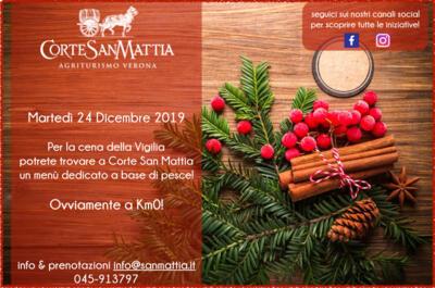 Vigilia di Natale @ Corte San Mattia!