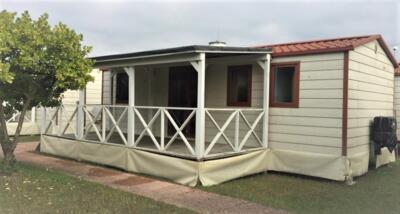Casa mobile Gran Deluxe 8.00 x 4.00 ALTA COIBENTAZIONE