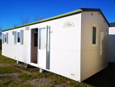 Casa mobile Burstner 8.00 x 3.00 alta coibentazione