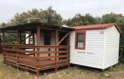 Offerta pre- stoccaggio casa mobile Mini Adria