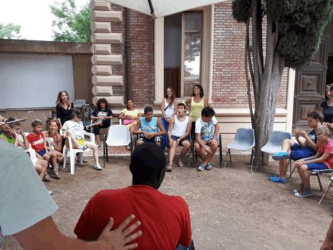 Villa Del Bianco, scuola di vita