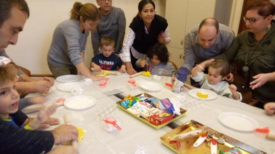 Incontro famiglie progetto Codice Blu 0-10 anni