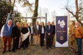 Inaugurazione della gioco-struttura a Villa Del Bianco
