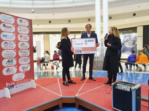 Premiata a Le Befane l'associazione Rimini Autismo