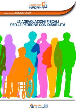 Agevolazioni fiscali per persone con disabilità