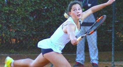 ITF Junior di Santa Croce: Viviani esce di scena.