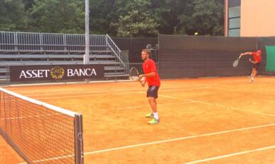 ASSET BANCA Junior Open: De Rossi e Bertuccioli inseguono il bis.