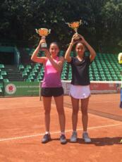 Andrea Maria Artimedi brilla nel torneo Tennis Europe under 16 di Malta